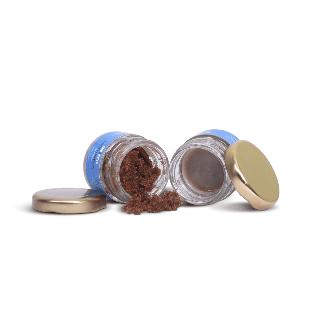 Lip Care Combo: Lip Balm and Lip Scrub