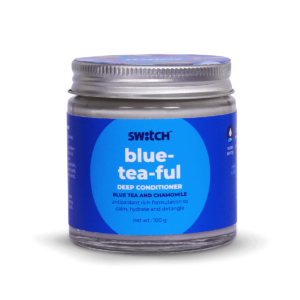 Blue-Tea-Ful Deep Conditioner