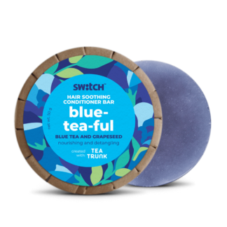 Hair Soothing Blue-Tea-Ful Conditioner Bar